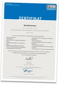 Zertifizierter Fernkurs